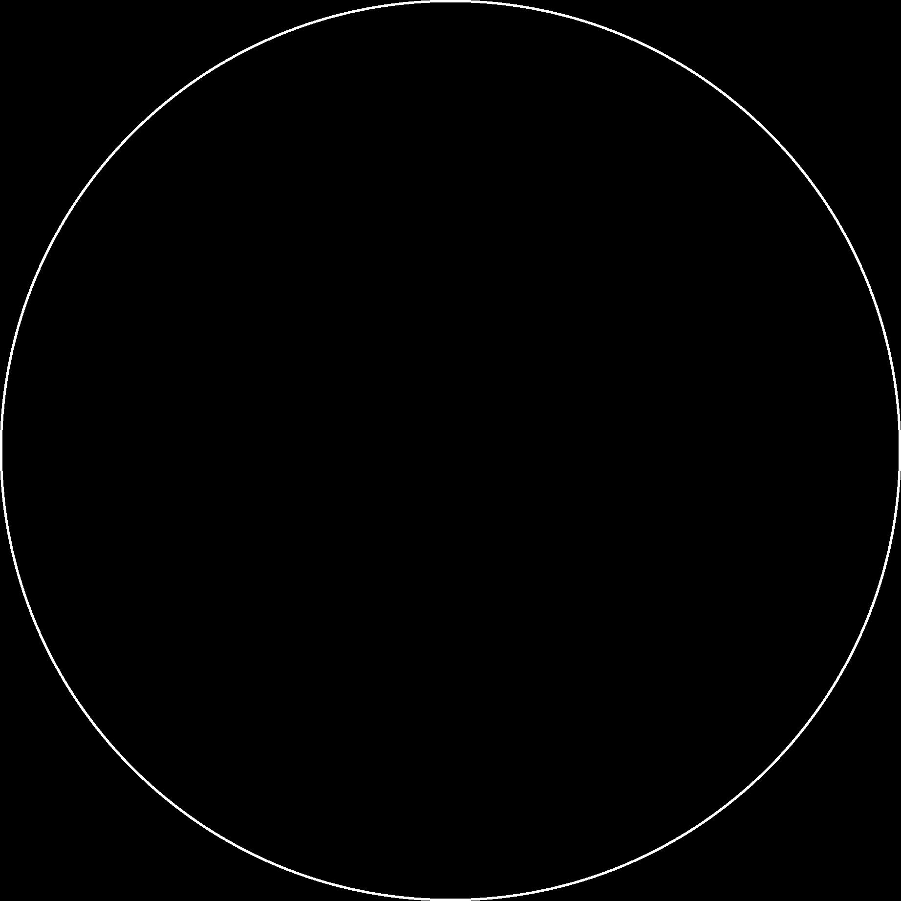Círculo blanco