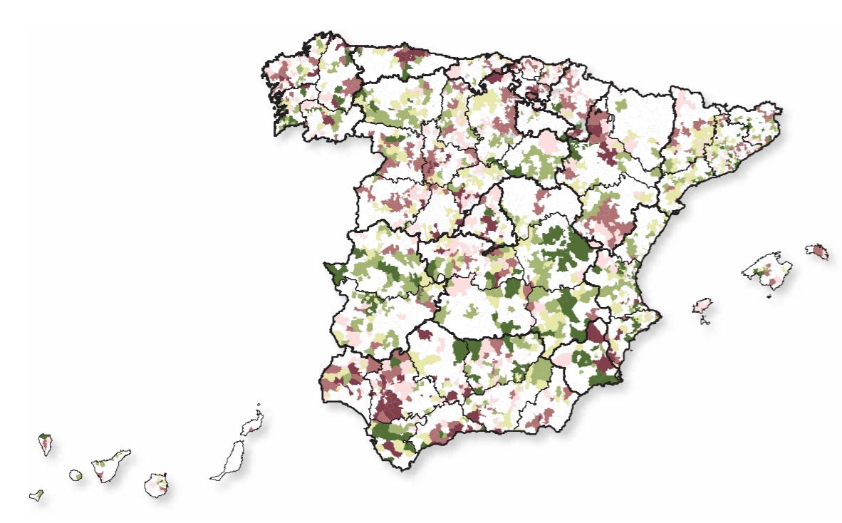 Atlas de la mortalidad en España 1984-2004