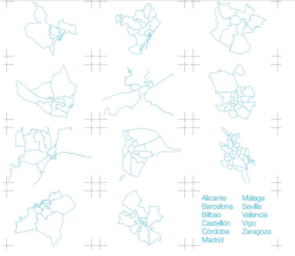Atlas de mortalidad en España (1996-2003)