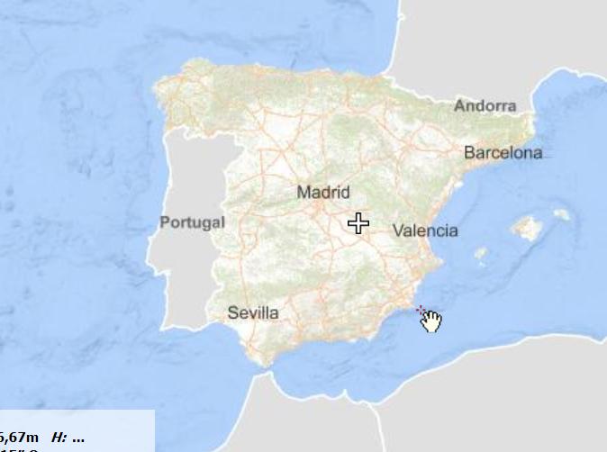 Sistema de Información Geográfica Nacional