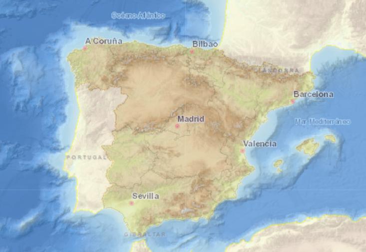 Visor cartográfico marino